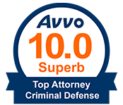 Avvo - 10 Superb Rating